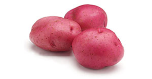 Red Potatoes Storage Crop Image